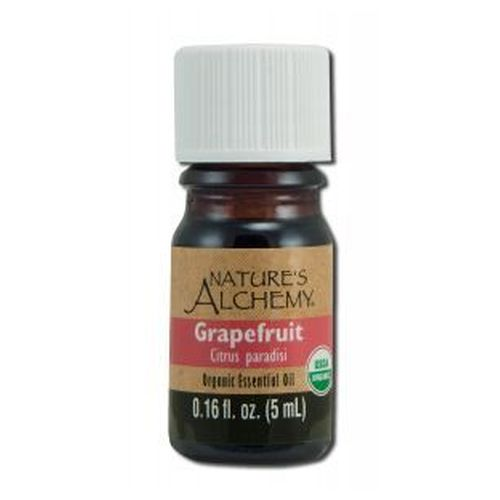 Essential Oil Grapefruit 5 ml by Natures Alchemy