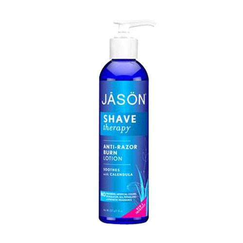 Jason Natural Products - Shave Therapy Anti Razor Burn Lotion 8 Fl Oz by Jason Natural Products
