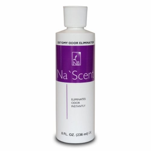 Ostomy Appliance Deodorant Na'Scent 8 oz. - 1 Each by NB Products Ostomy Appliance Deodorant Na'Scent 8 oz. - 1 Each by NB Products