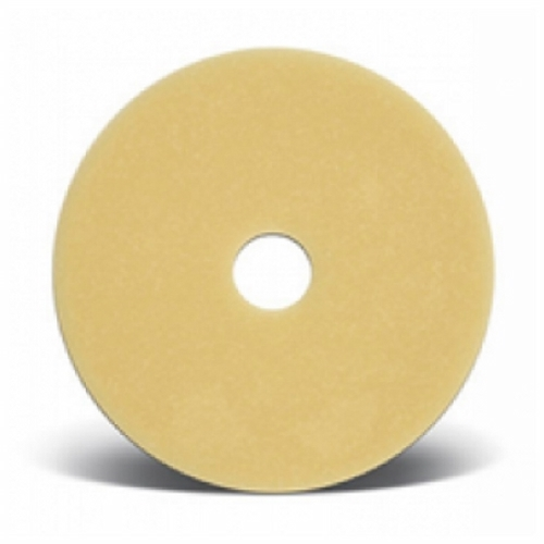 Ostomy Appliance Seal Large, 4 Inch 1 Each by Convatec It acts as a gasket or barrier, and provides enhanced protection for hard-to-fit stomas. The unique moldable hydrocolloid barrier forms a gel that helps prevent skin damage by sealing the area between the skin and ostomy appliance.