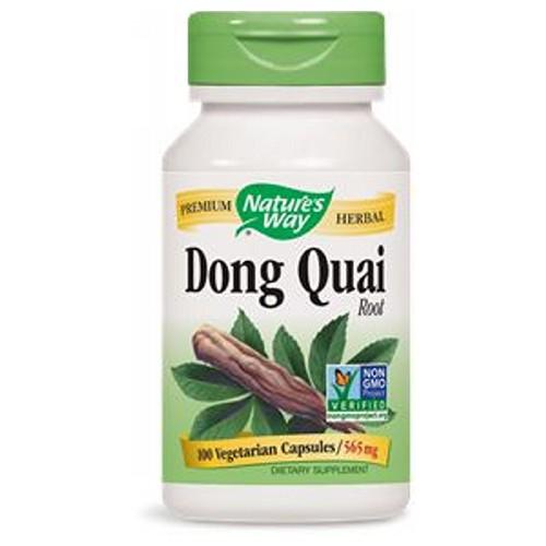 Dong Quai 50 Caps by Nature's Way