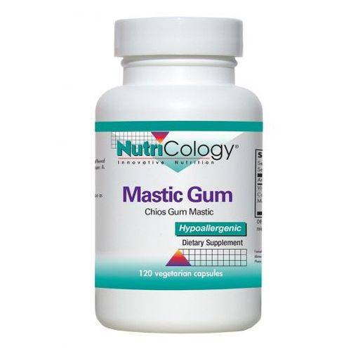 Nutricology/ Allergy Research Group - Mastic Gum 240 Veg Caps by Nutricology/ Allergy Research Group