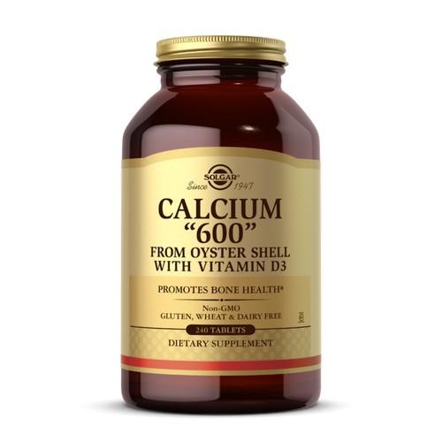 Solgar - Calcium 600 240 Tabs by Solgar
