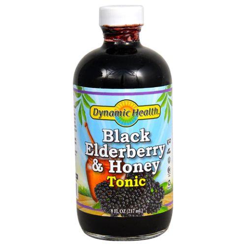 Dynamic Health Laboratories - Elderberry Extract 8OZ by Dynamic Health Laboratories