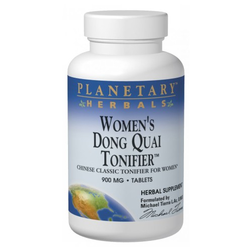 Planetary Herbals Dong Quai Tonifier - 120 Tabs