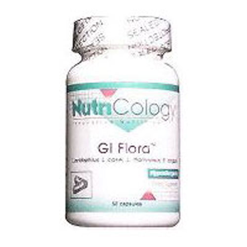 Nutricology/ Allergy Research Group - Gastro Flora 90 Caps by Nutricology/ Allergy Research Group