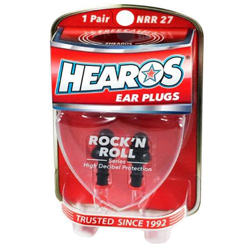 Hearos - Hearos Rock N Roll Ear Filters 2 Pc by Hearos