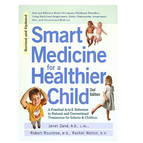 Books & Media - Smart Medicine For A Healthier Child Zand by Books & Media