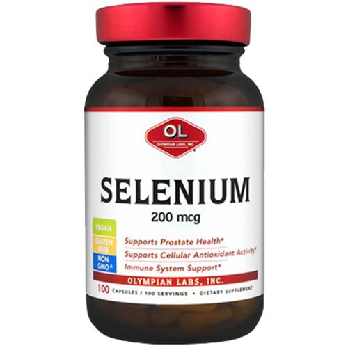 Olympian Labs - Selenium 100 caps by Olympian Labs