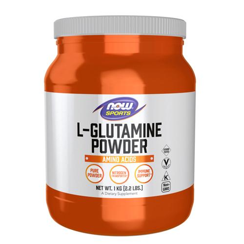 L-Glutamine 1000 Grams  POWDER by Now Foods