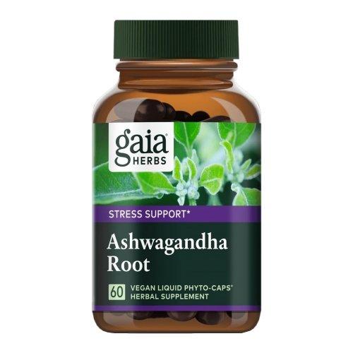 Gaia Herbs - Ashwagandha Root 60 Caps by Gaia Herbs