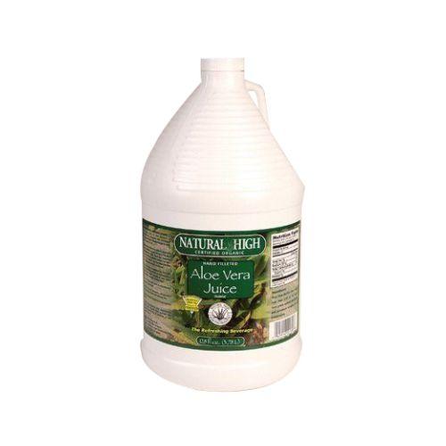 Natural High - Natural Aloe Vera Juice 1 Gallon by Natural High