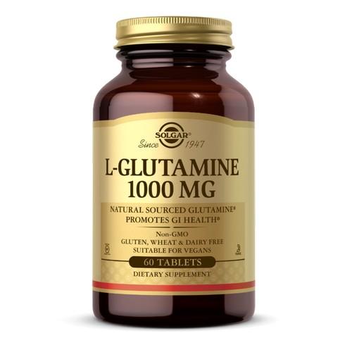 Solgar - L-Glutamine 60 Tabs by Solgar