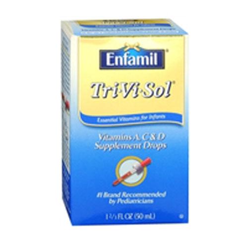 Enfamil - Enfamil Tri-Vi-Sol Drops 50 ml by Enfamil