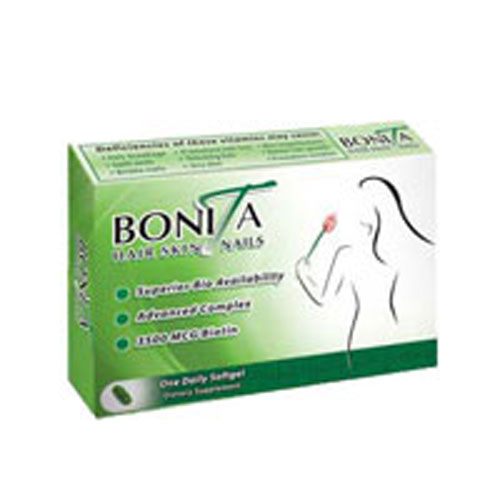 Essential Source - Bonita Hair Skin and Nail 30 SOFTGELS by Essential Source