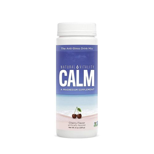 Natural Vitality - Natural Calm Organic Cherry 8 oz by Natural Vitality