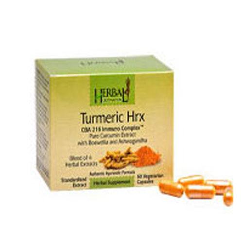 Herbal Destination - Tumeric Hrx 60 vcaps by Herbal Destination